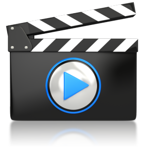 Web Page Video Icon